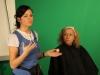seminar make up, Карина, Елена