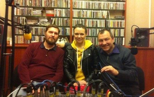 В эфире Рок-волны с Олегом Грабко